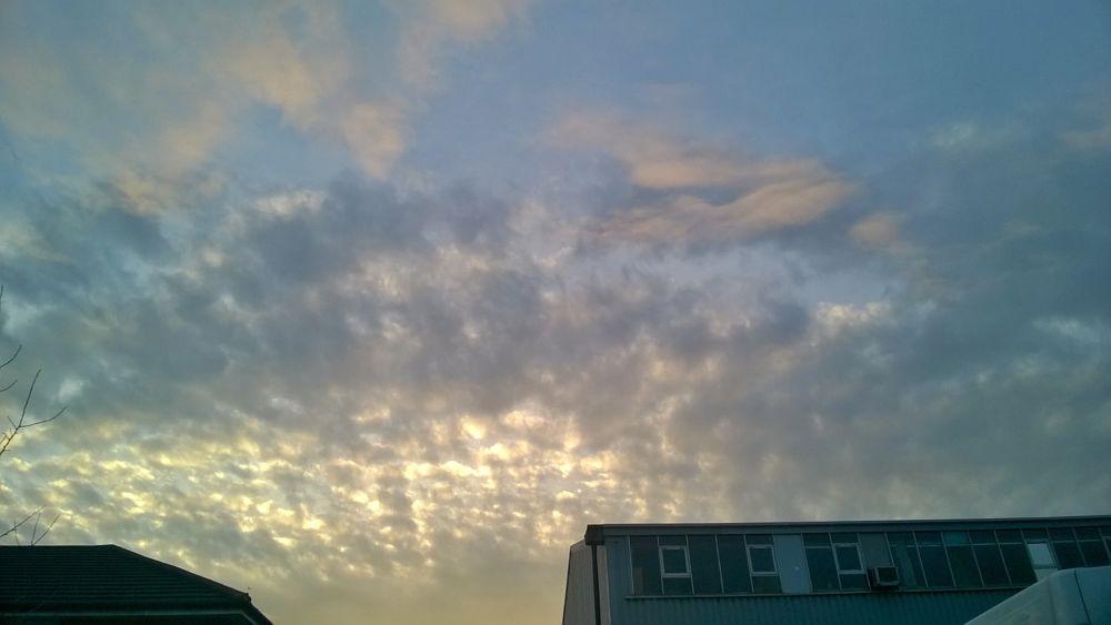 Photo in Random #sky #clouds #nature
