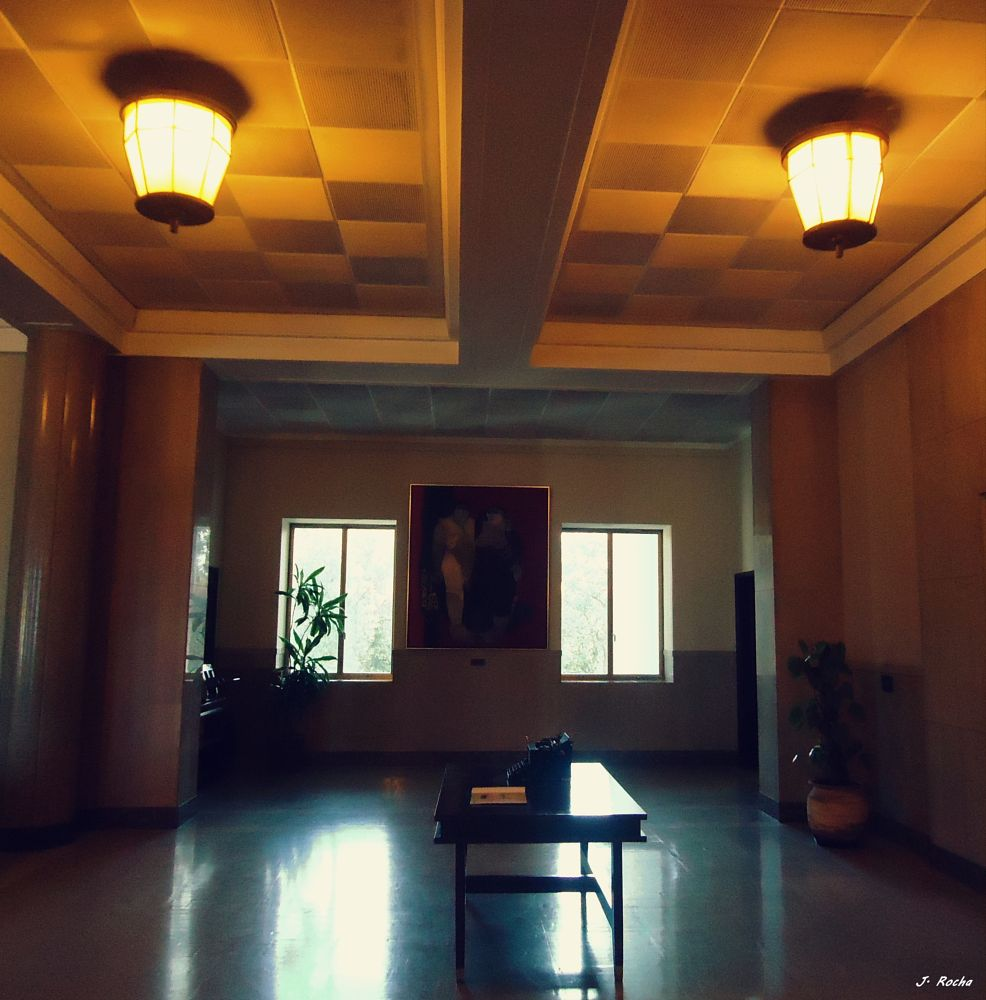 Photo in Architecture #painting #colors #lights