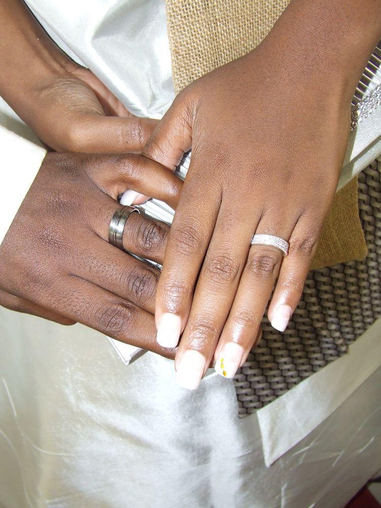 Photo in Wedding #teboho