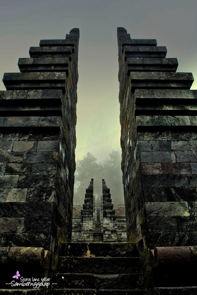 Photo in Random #temple #acient #cloud
