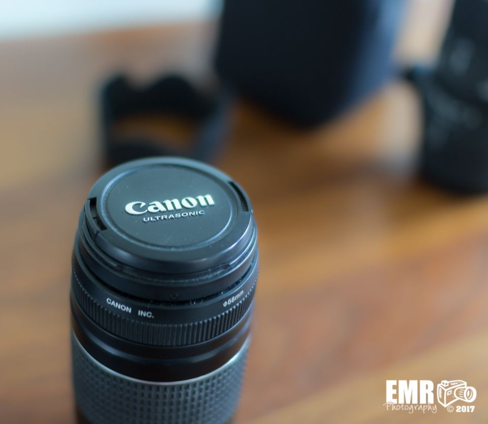 Photo in Product #old #canon #objectief #lens #emr