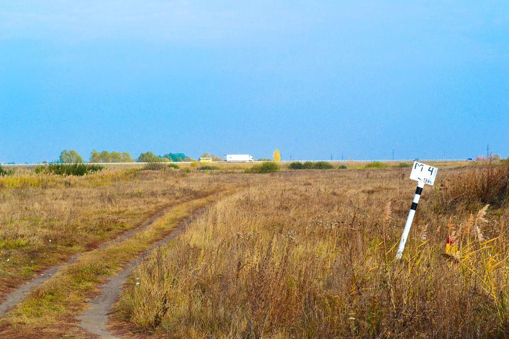 Photo in Landscape #autumn #landscape #suburbs #single #pointer #field #осень #пейзаж #пригород #указатель #поле