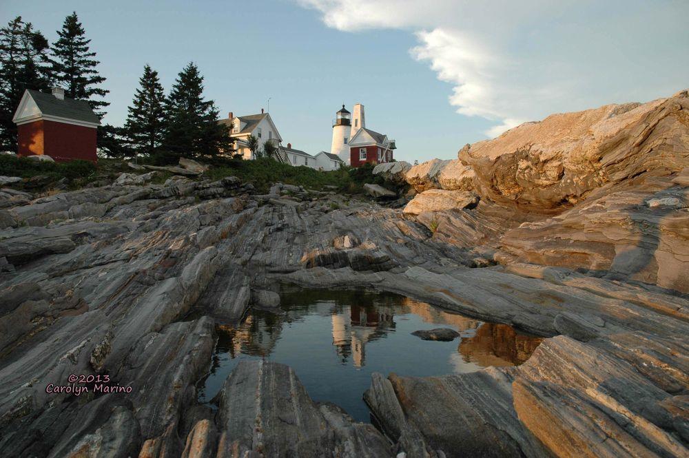 Photo in Random #lighthouse #landscape #ypa2013