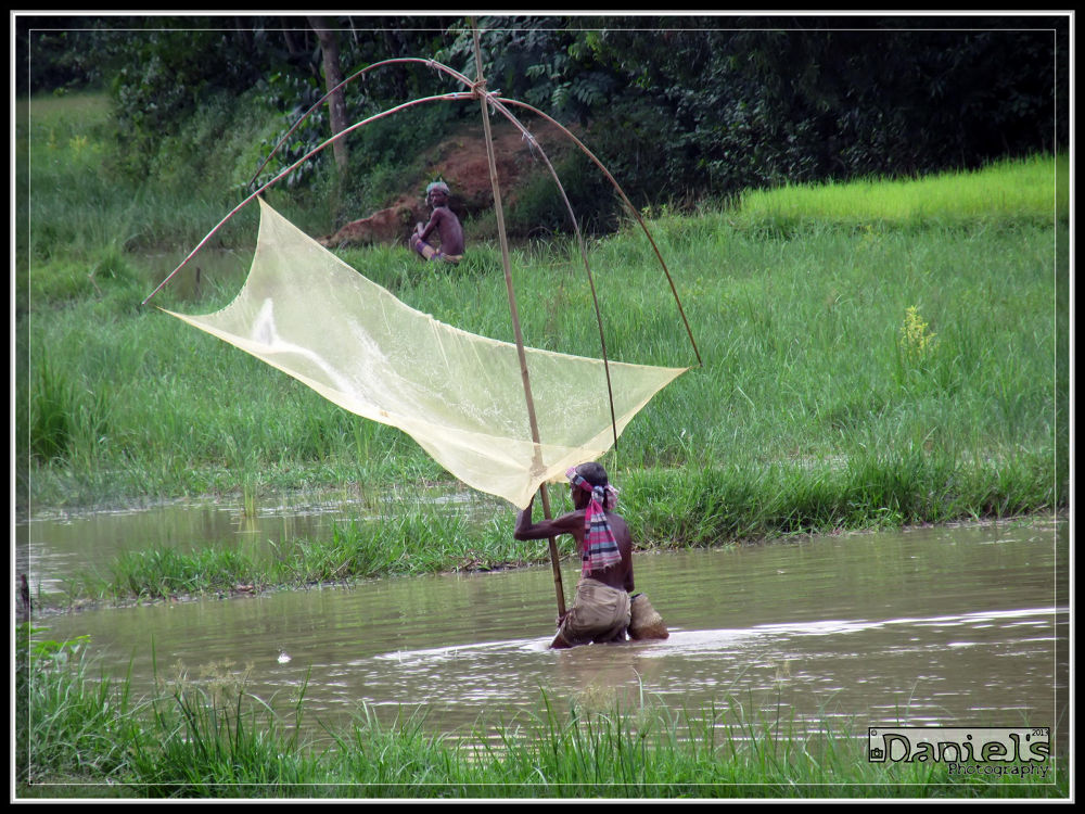 Photo in Urban #urban #fisherman #bangladesh