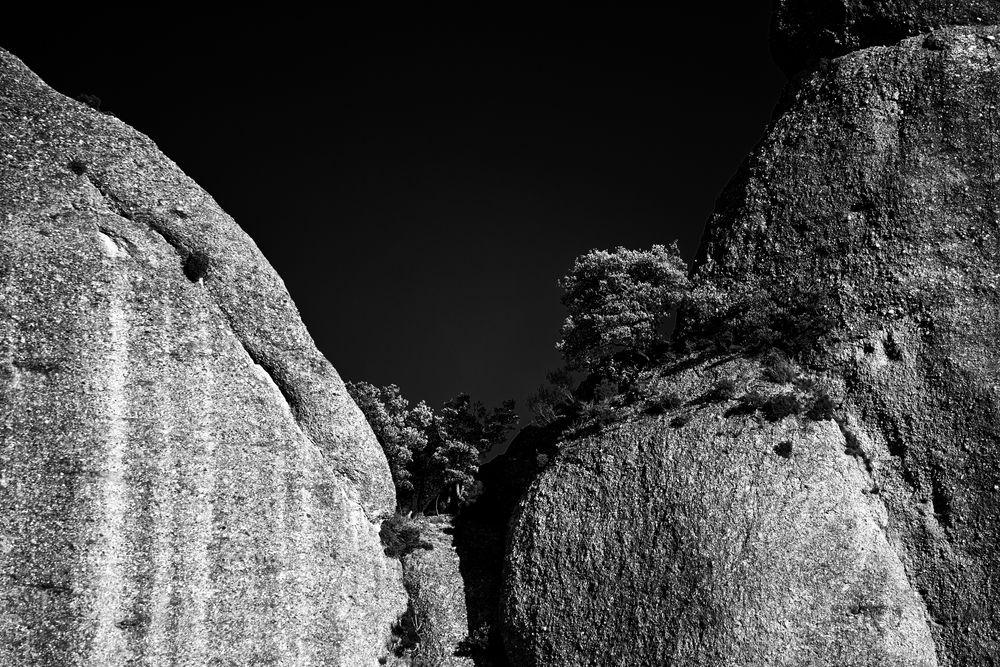 Photo in Random #nature #europe #landscape #spain #mountain #black and white #catalonia