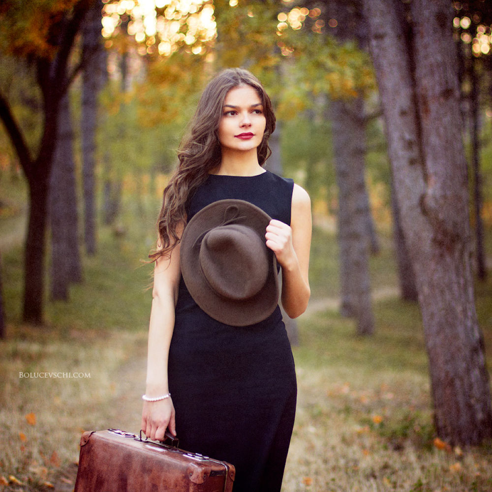 Photo in Portrait #ypa2013 #portrait #moldova #photographer #model