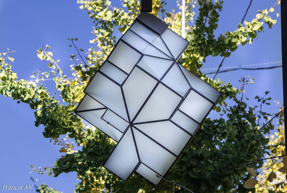 Photo in Cityscape #streetlight #street #lighting