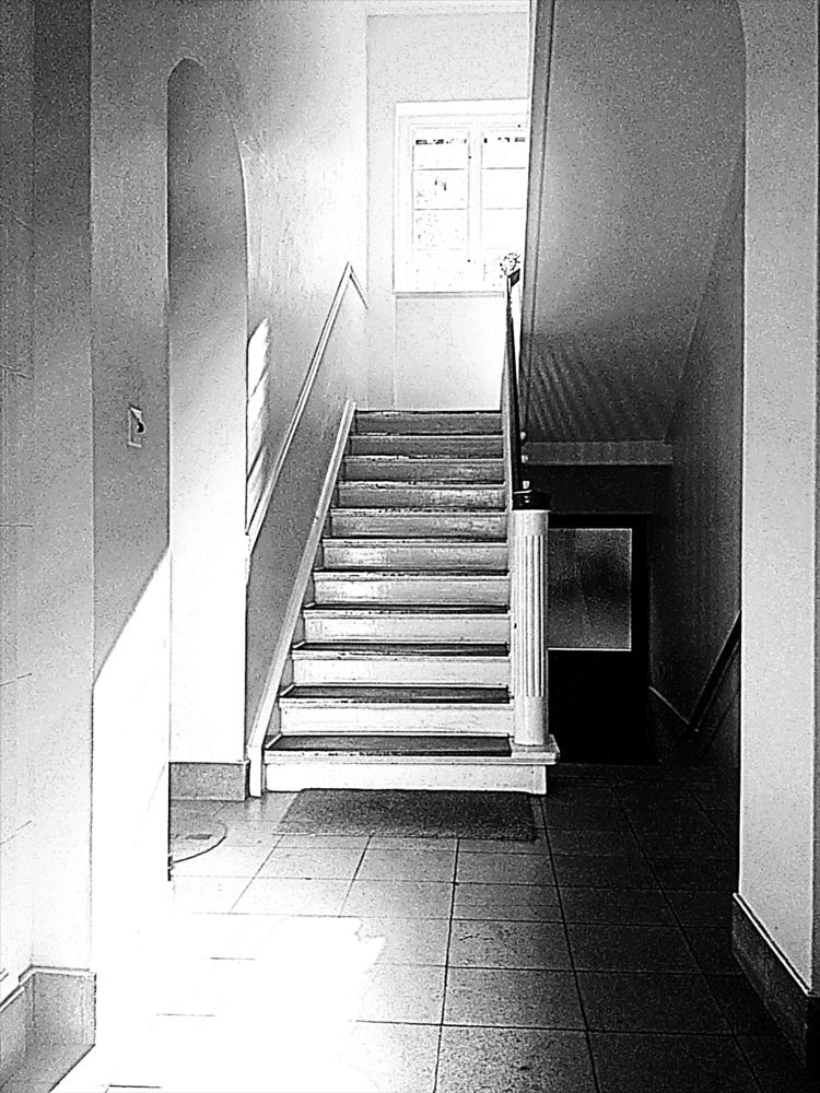 Photo in Architecture #mobilephotography #blackandwhitephotography #architecture #fineart #annesartphotography