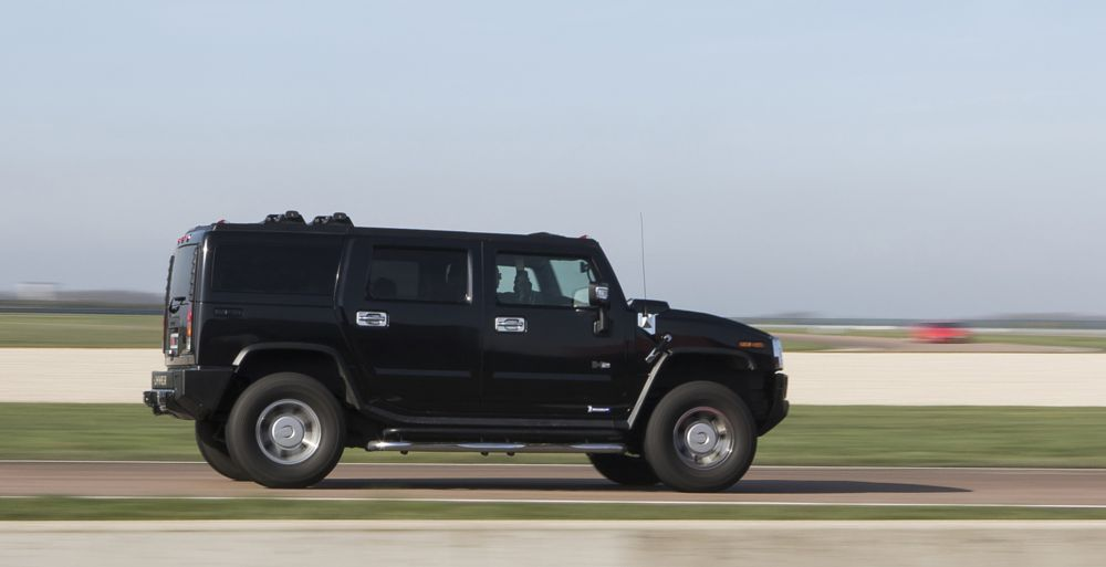 Photo in Vehicle #hummer #h2 #vehicle #big #filé