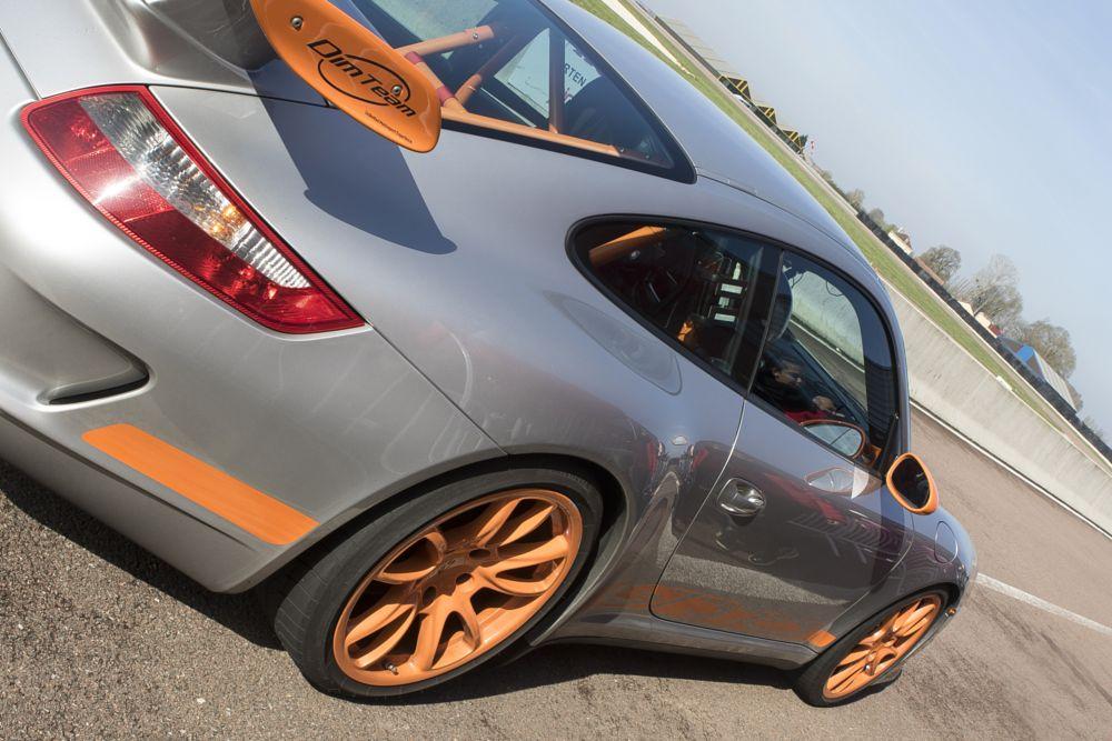 Photo in Vintage #porsche orange #orange #color #porsche #german #car #speed #vehicle