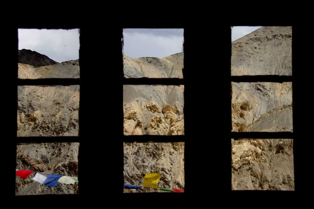 Photo in Landscape #window #landscape #leh #ladakh #kashmir