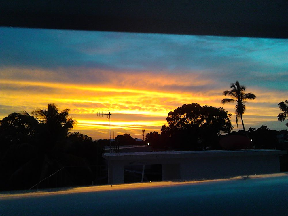 Photo in Landscape #sunrise #city #sky