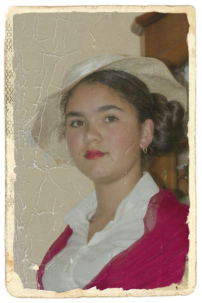 Photo in Vintage #portrait #vintage #reunion island #denis payet #canon user #cover