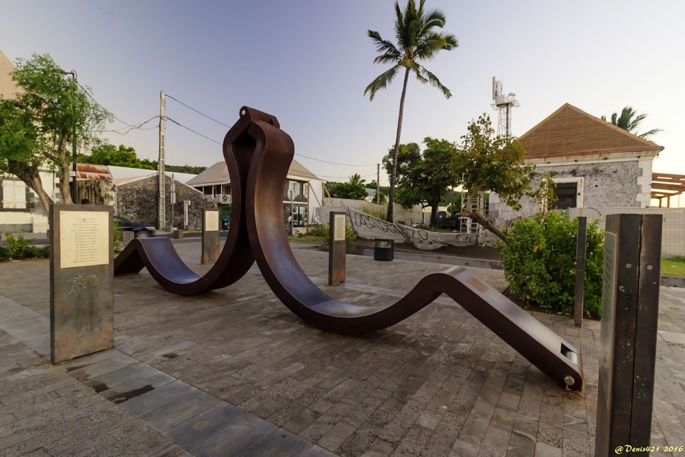 Photo in Architecture #monument #history #reunion island #denis payet #canon user #cover
