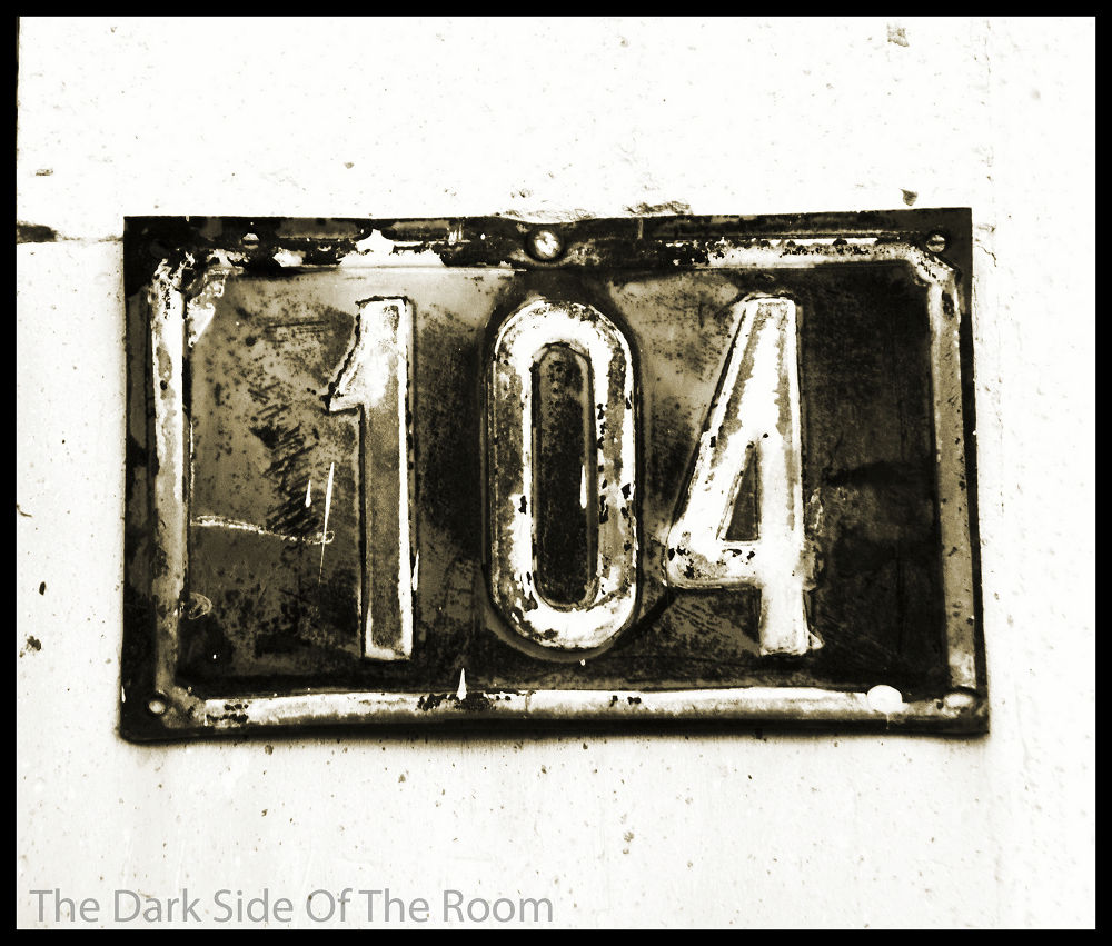 Photo in Black and White #number #black and white #sepia #numéro #chiffre #plaque