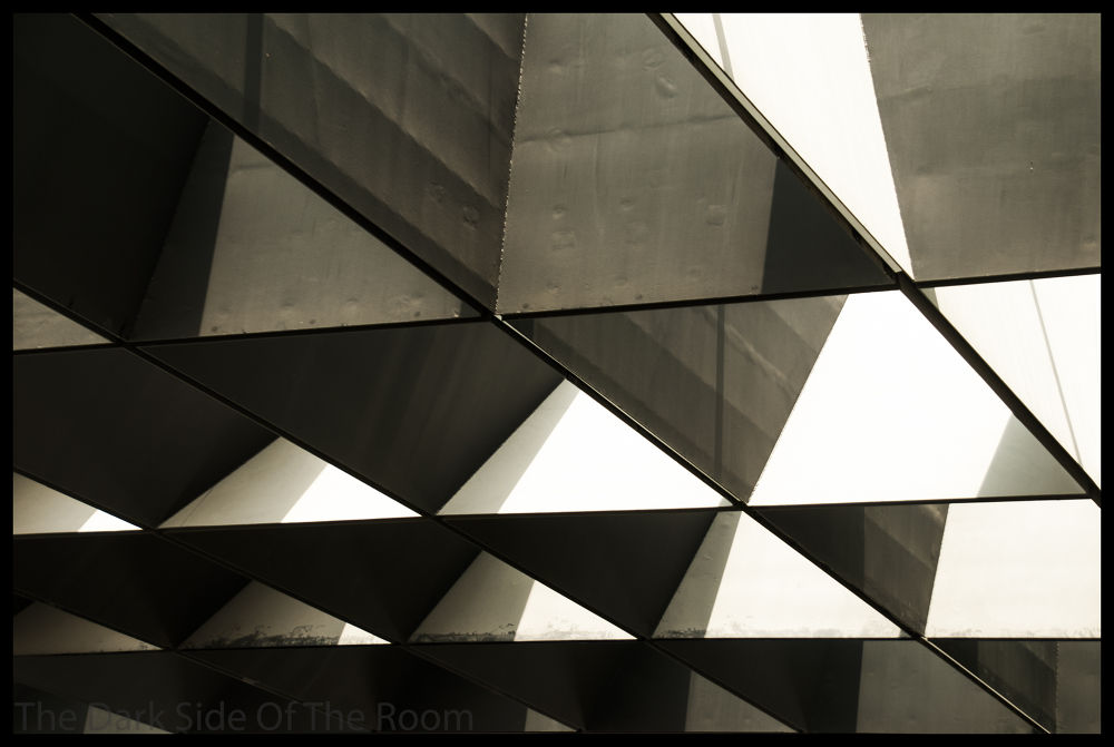Photo in Abstract #triangle #abstract #lines #contrast #graphic #urban