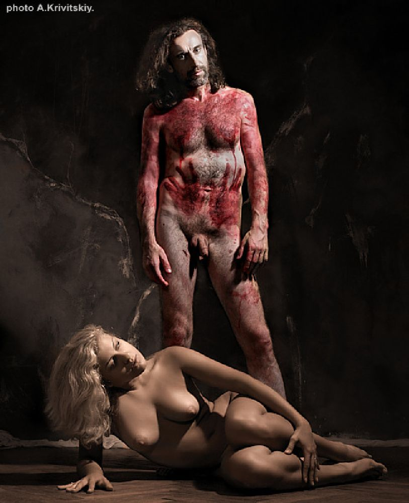 Photo in Nude #the image object phenomenon  #krivitskiy #art