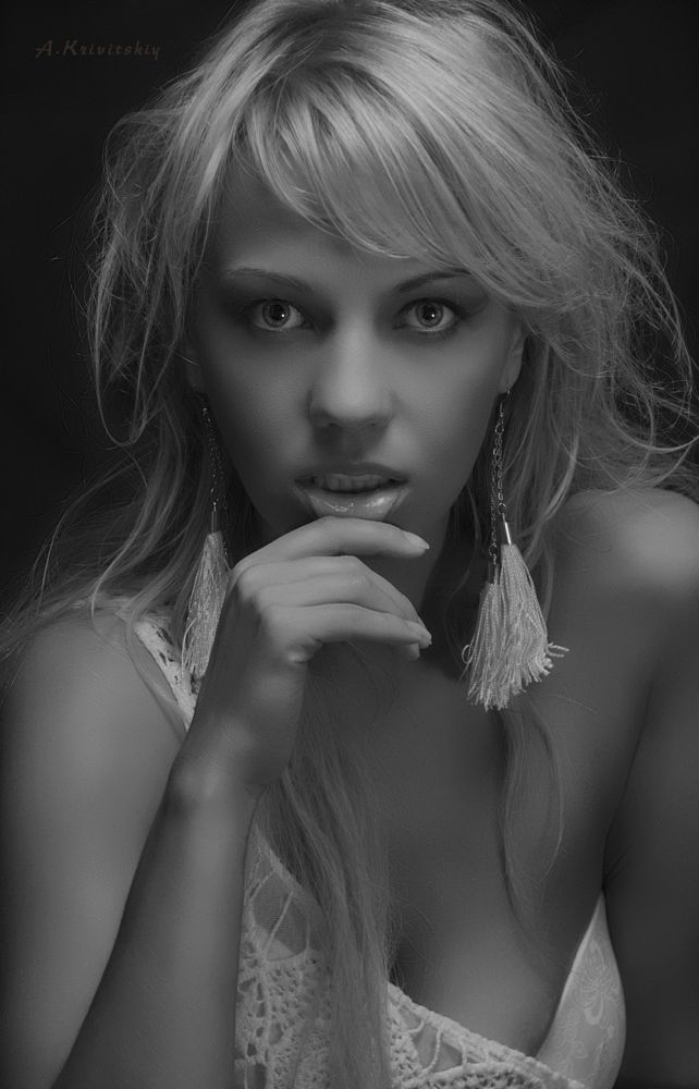 Photo in Portrait #an intriguing portrait #krivitskiy #portrait