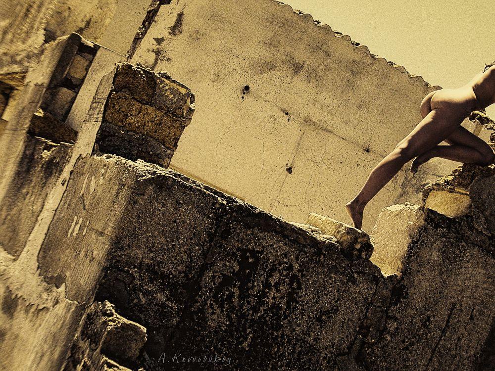 Photo in Portrait #krivitskiy art portrait nud