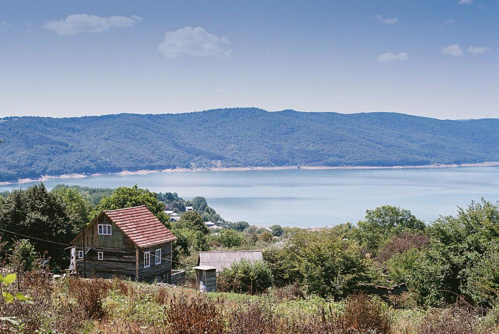Photo in Film #film #analog #35mm #fuji #superia #georgia #sioni #travel #lake