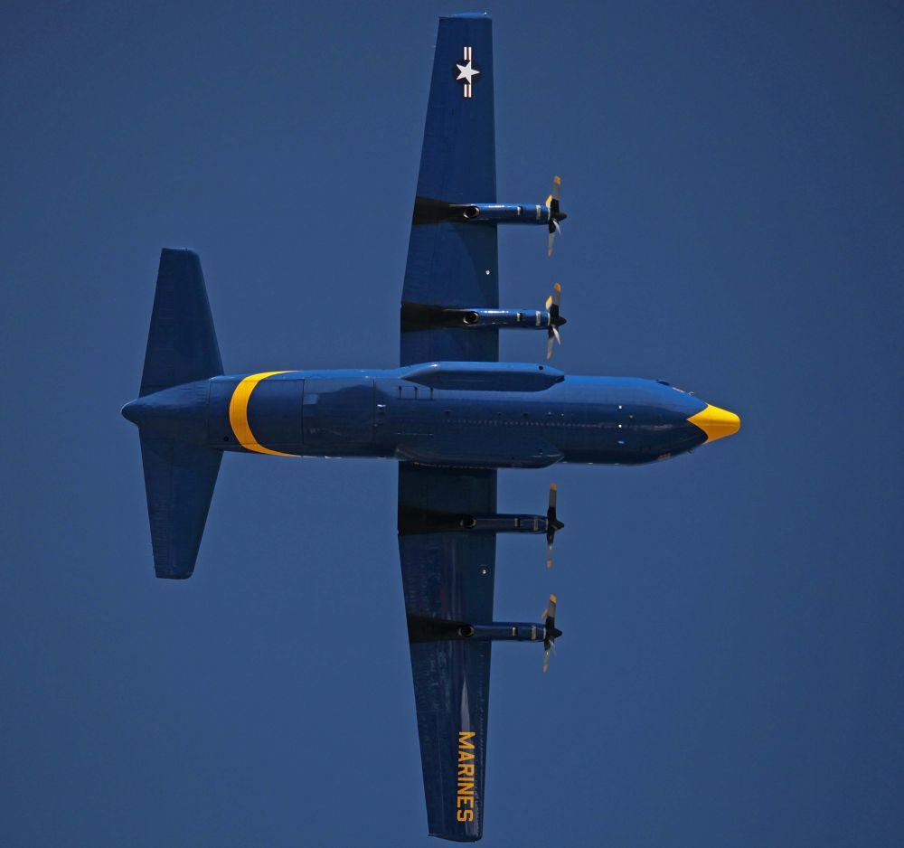 Photo in Random #marines > c130 transport ba