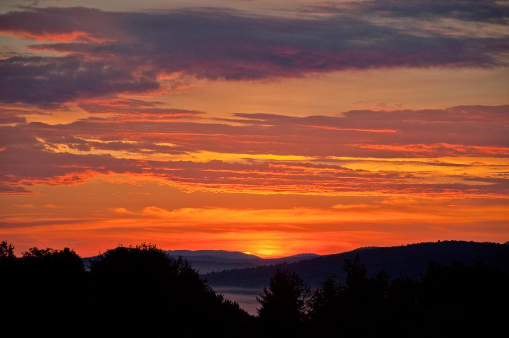 Photo in Landscape #sunrise
