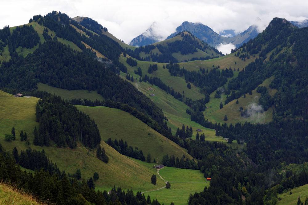 Photo in Landscape #les paccots #switzerland #suisse #montagnes #mountains