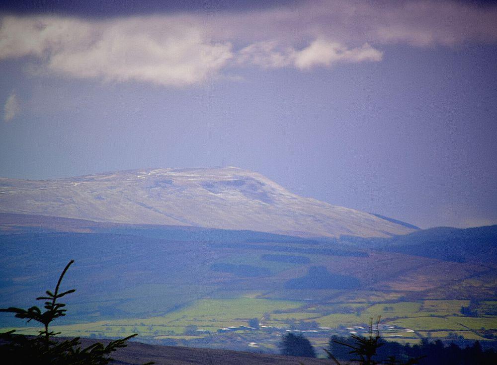 Photo in Landscape #mountainglenshanederry
