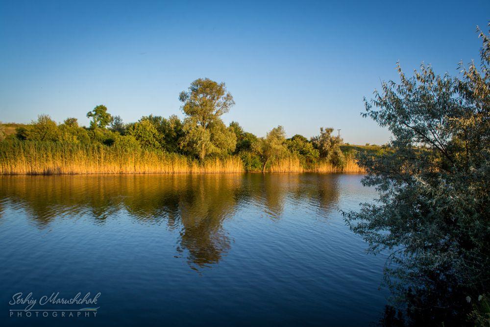 Photo in Nature #quiet #water #ukraine
