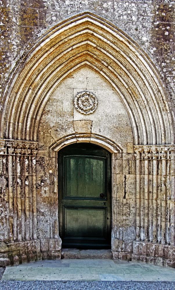 Photo in Travel #door #church #travel