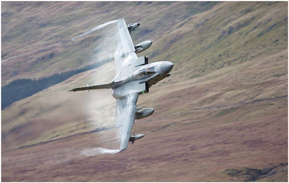 Photo in Vehicle #gr4 #raf tornado #pilot #training #skils #fastjet #fighter #military