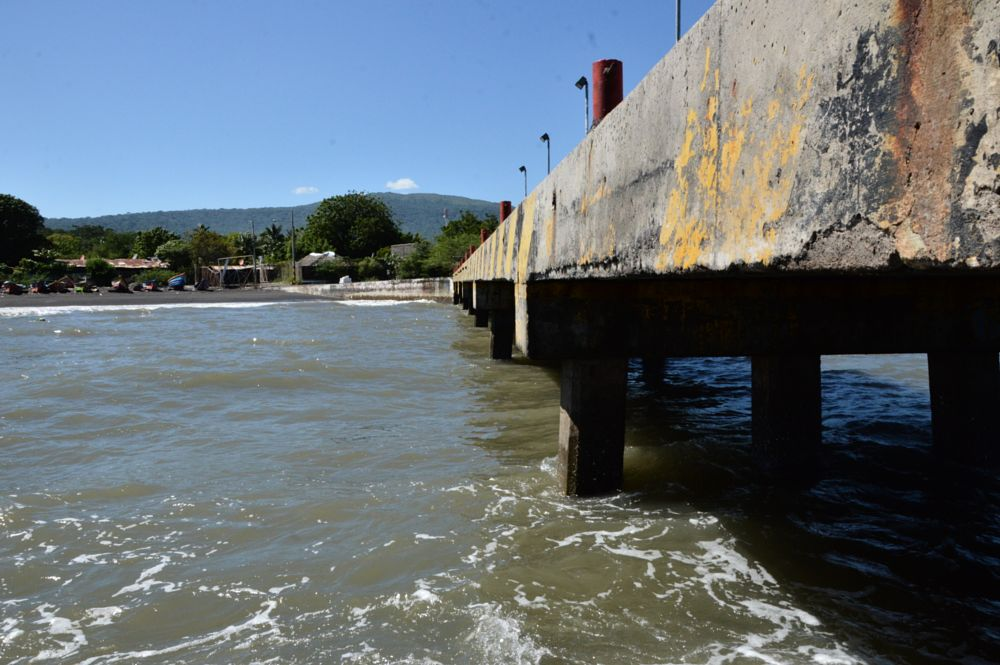 Photo in Landscape #potosi #nicaragua #pier #sea #water #village