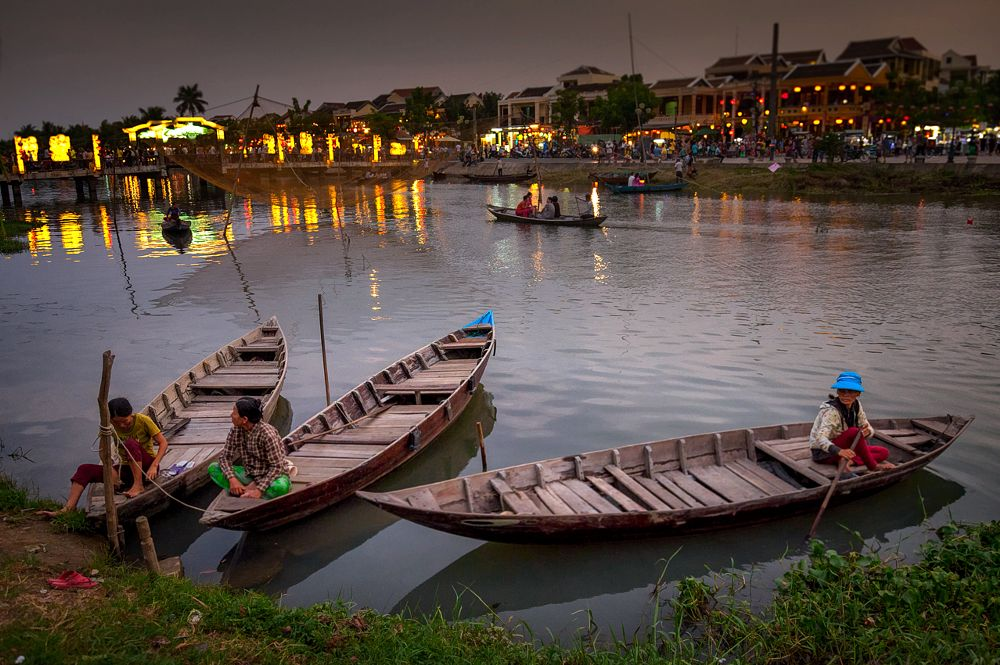 Photo in Travel #hoi an #vietnam #travel #lake