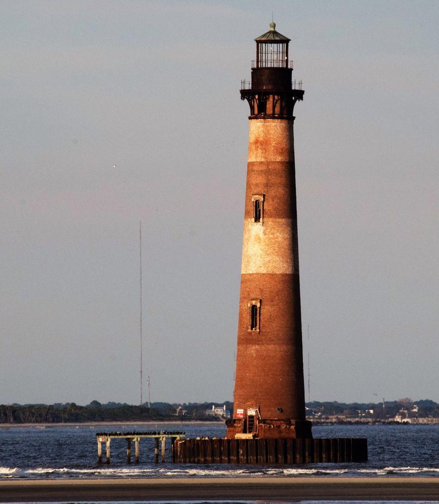 Photo in Sea and Sand #lighthouse #ocean #beach lighthouse