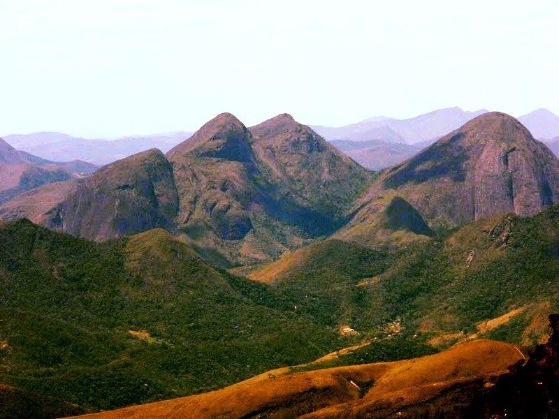 Photo in Landscape #landscape #nature #petrópolis #trekking #mountains #brasil