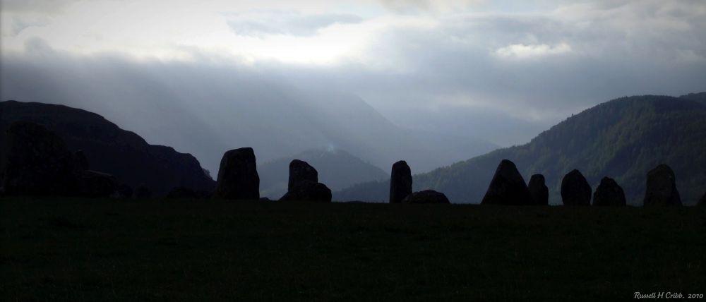 Photo in Landscape #castlerigg stone stones standi