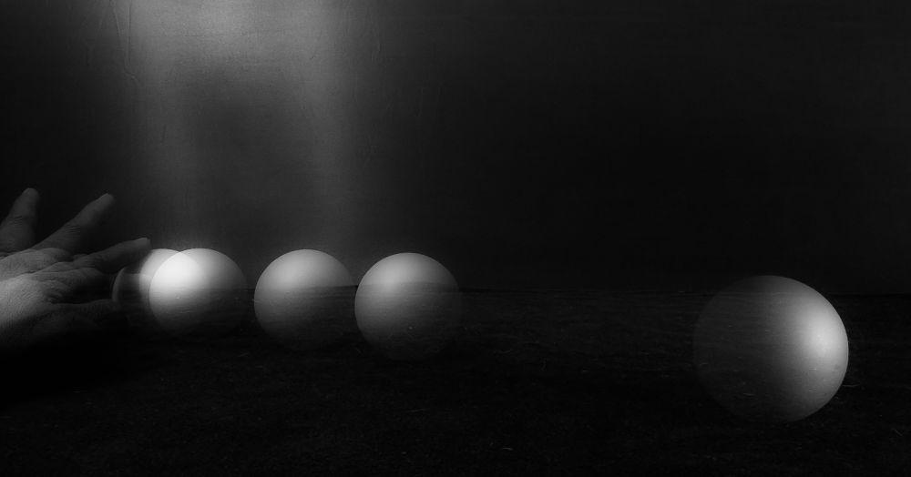 Photo in Black and White #fuji x10 #multi flash #black and white