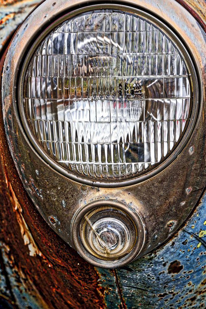 Photo in Vehicle #headlight #studebaker #vintage