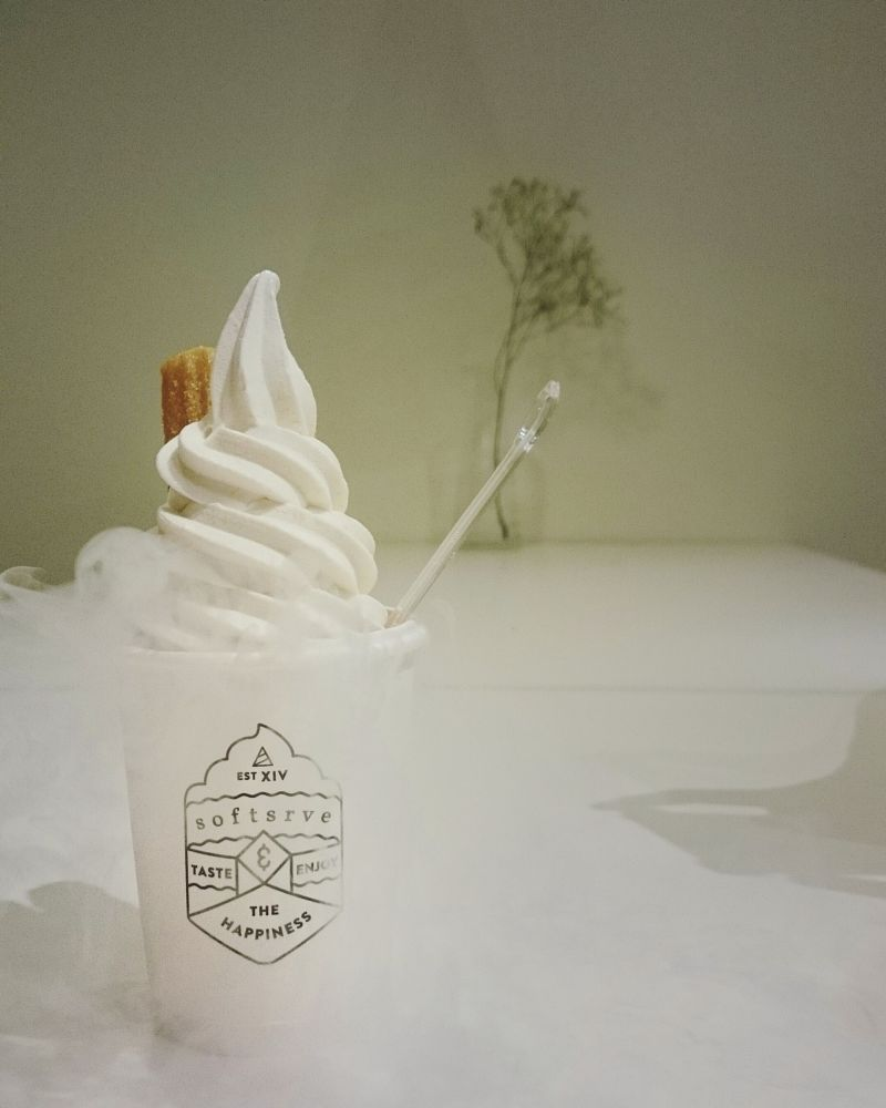 Photo in Food #ice cream #dessert #softsrve