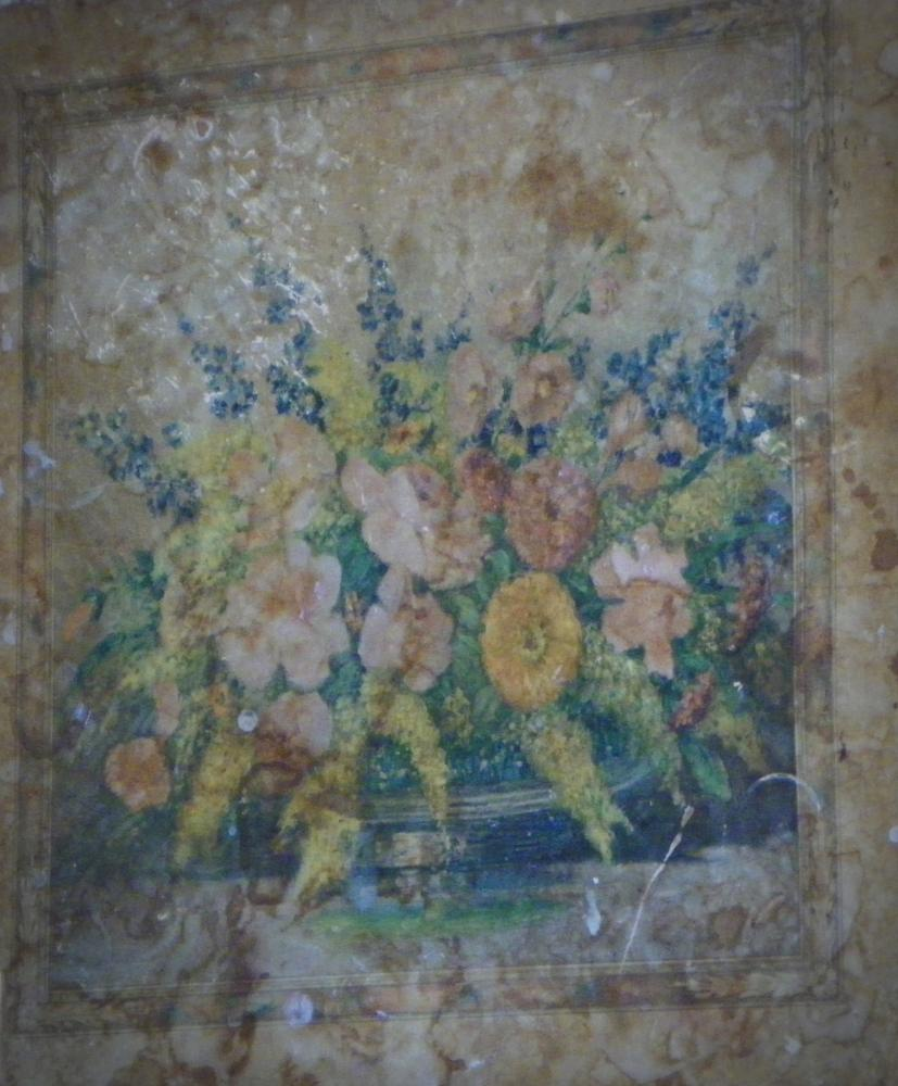 Photo in Fine Art #fine art #picture #flowers #painting