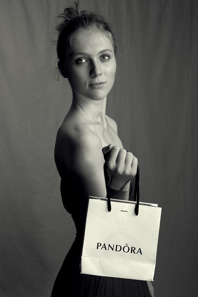 Photo in Fashion #emma #b&w #present #fashion