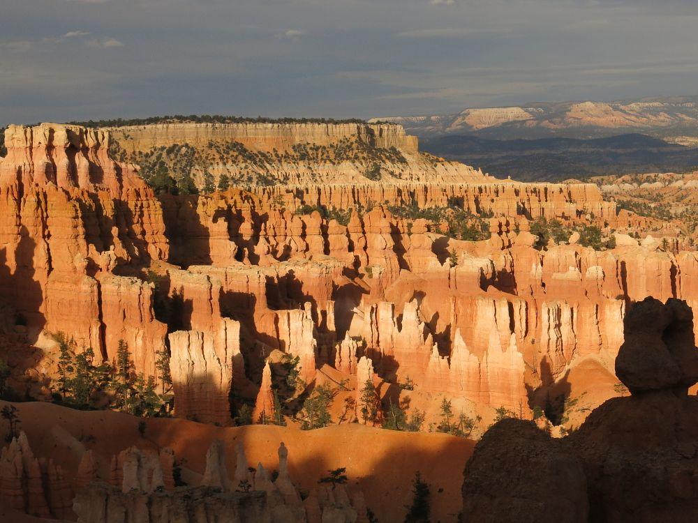 Photo in Landscape #canyon #brice #nature #sunset