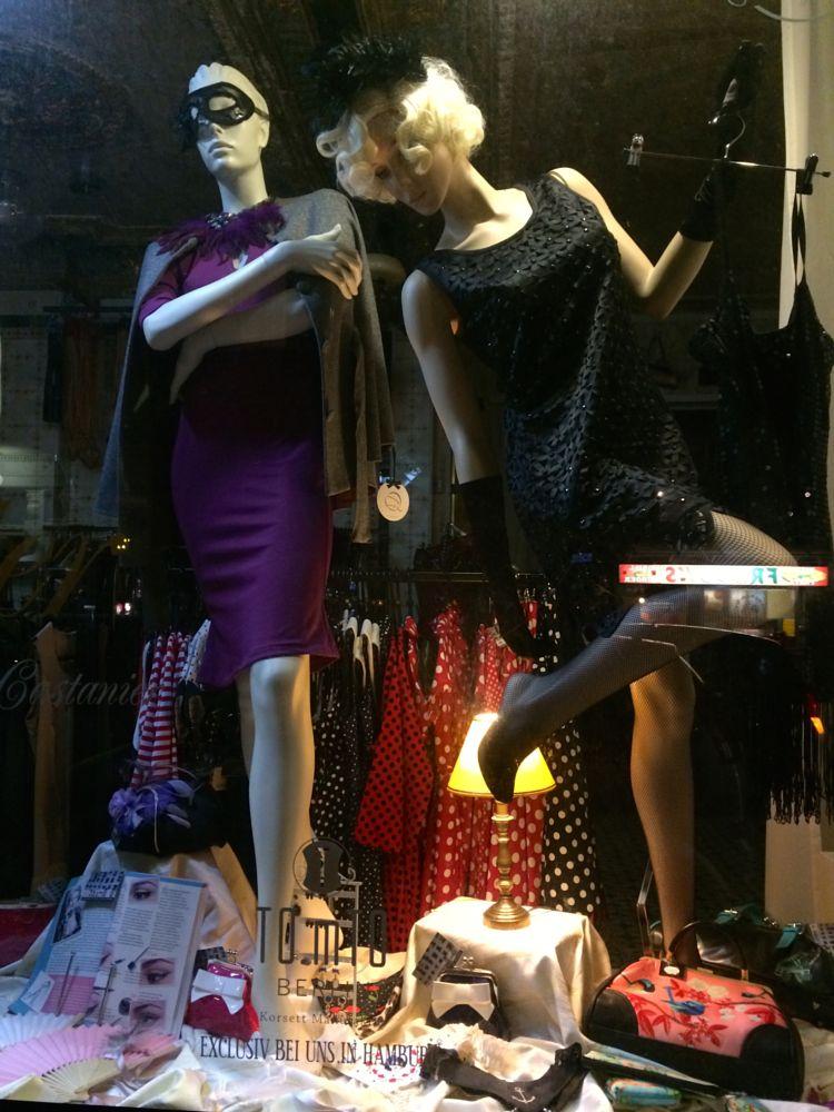 Photo in Random #dress #vintage #shop #store #mannequins