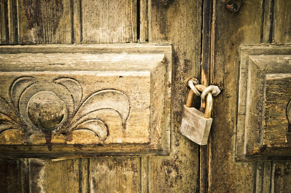 Photo in Random #door #wood #key #texture #lock