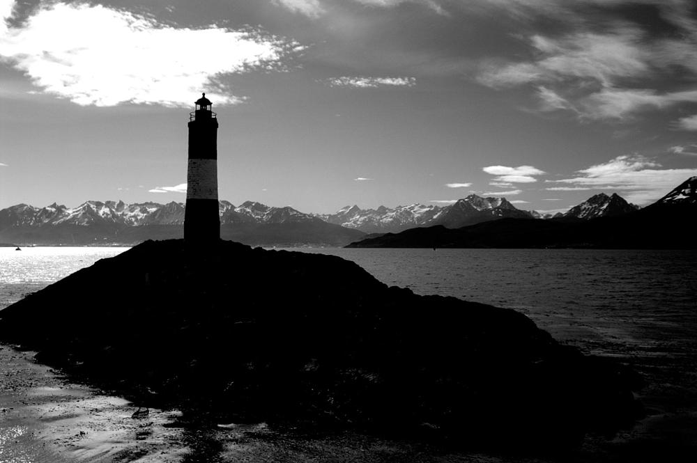 Photo in Black and White #blackandwhite #patagonia #landscapes #argentina