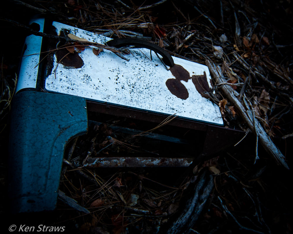 Photo in Nature #stove #decay #rust