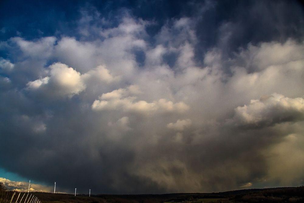 Photo in Nature #natur #nature #sky #clouds #rain