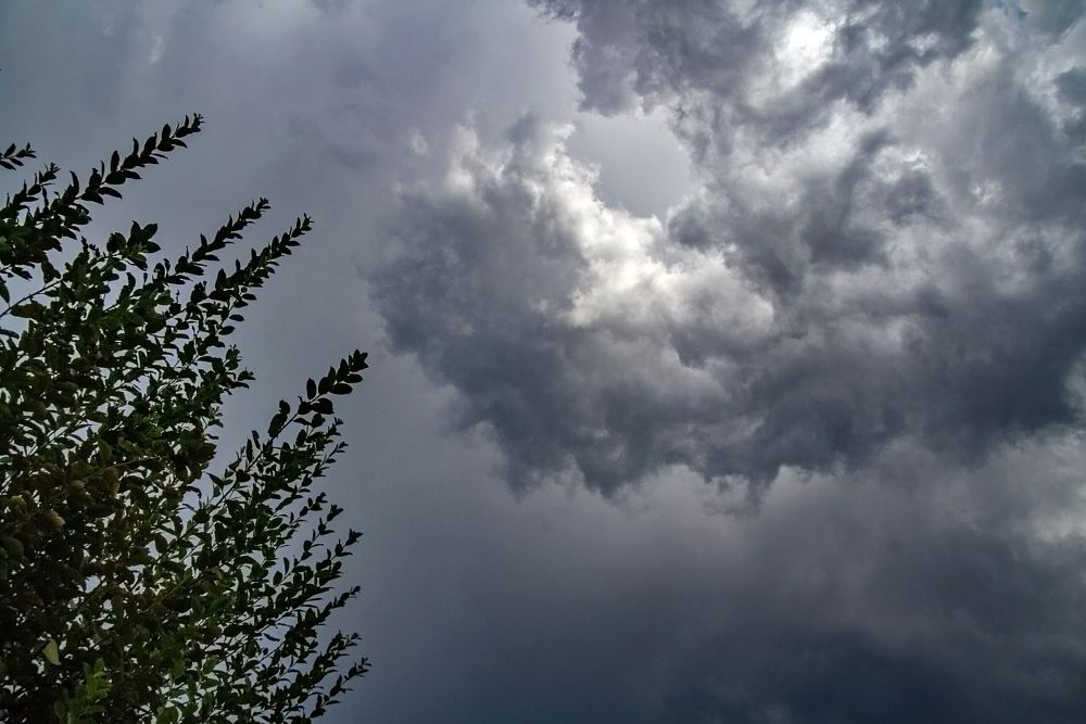 Photo in Random #nature #sky #clouds #thunderstorm