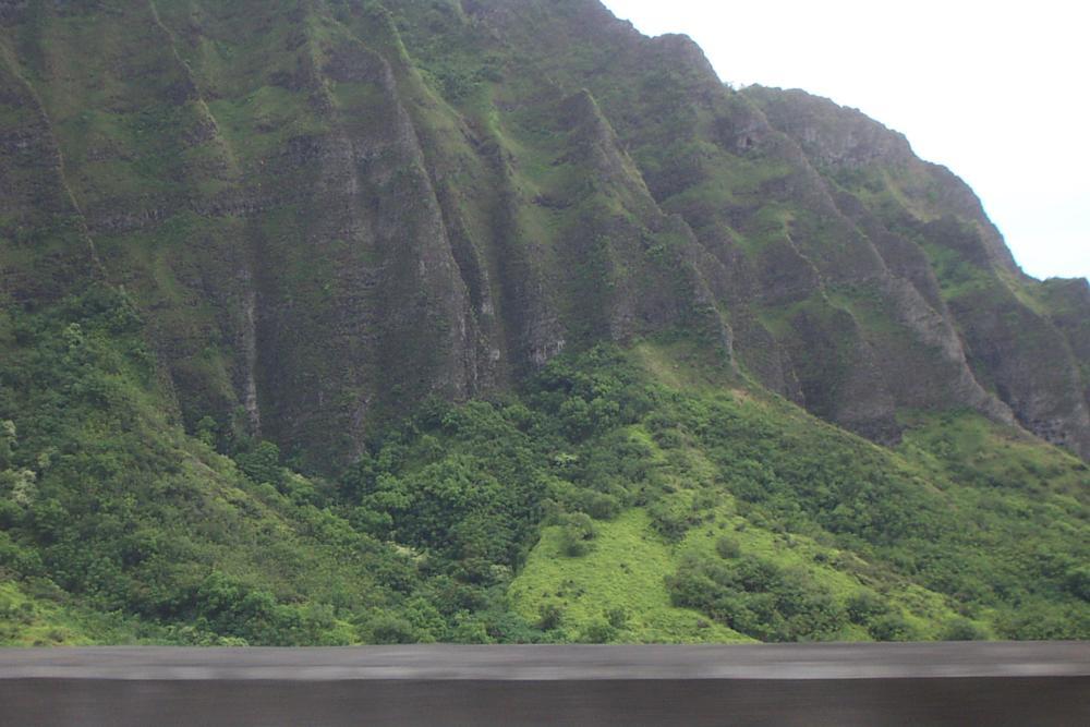 Photo in Random #mountain #steep #green #hawaii