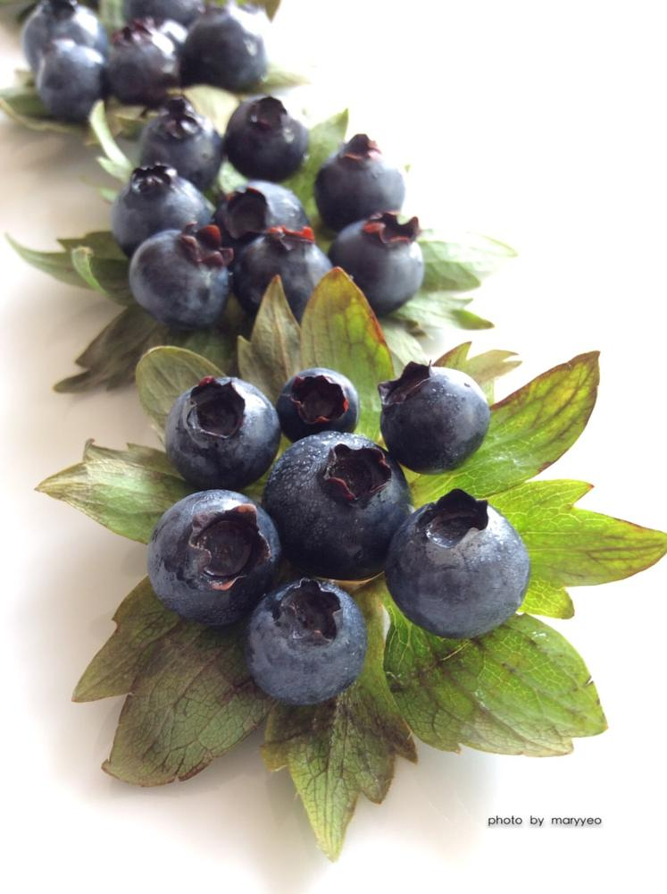 Photo in Food #blueberries #fruits #myhappyphoto